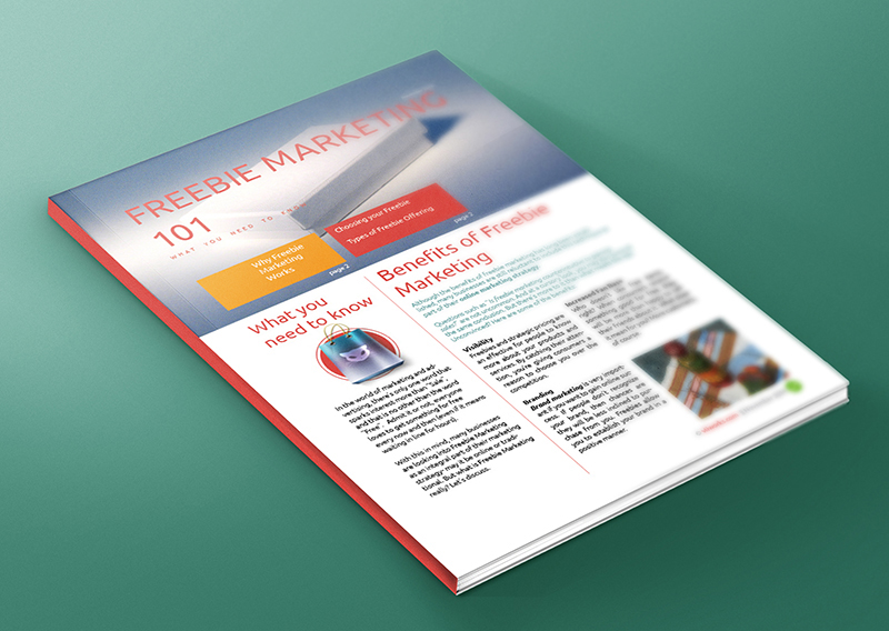 Freebie marketing ebook